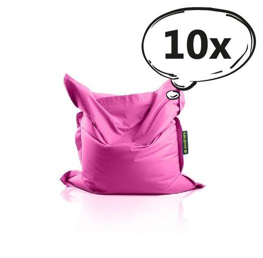 SakyPaky Sada 10 sedacích vaků Kanafas, Sleva 10%