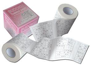 Toaletní papír-Sudoku