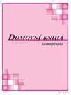 Domovní kniha (kniha ubytovaných) - samopropis