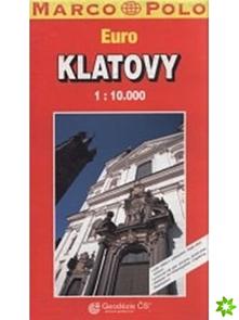 Klatovy - pl. MP 1:10