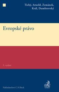 Evropské právo. 5. vydání