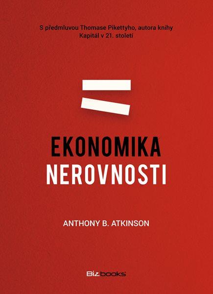 Ekonomika nerovnosti - Anthony B. Atkinson - 17x22 cm