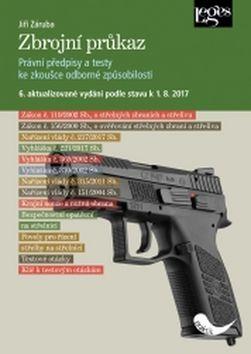 Zbrojní průkaz - Jiří Záruba - 15x21 cm