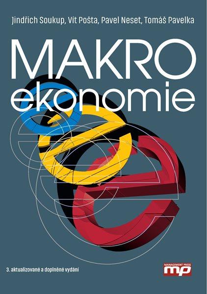 Makroekonomie - Jindřich Soukup - 17x23 cm