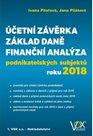 Účetní závěrka - Základ daně - Finanční analýza podnikatelských subjektů roku 2018
