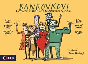 Bankovkovi - Postavy z českých bankovek v akci