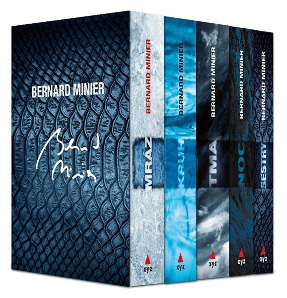 5 x Bernard Minier - box