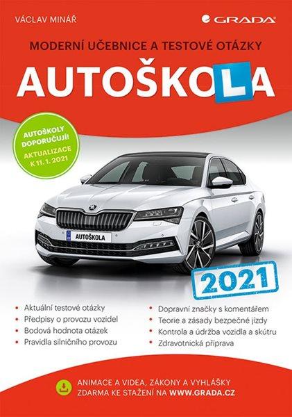 Autoškola 2021 - Minář Václav