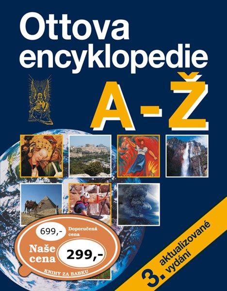 Ottova encyklopedie A-Ž - 168 x 206 x 63