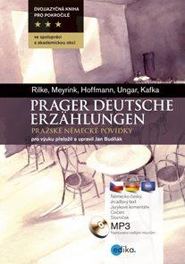 Pražské německé povídky + CD mp3