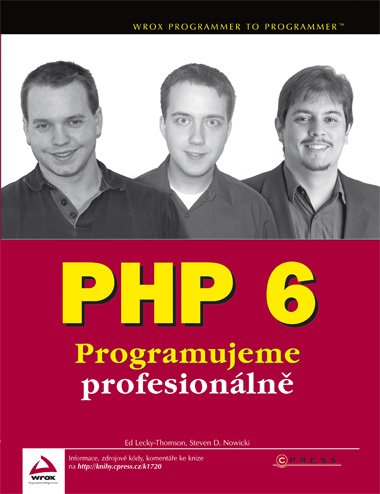 PHP 6 - Steven D. Nowicki, Ed Lecky-Thomson - 17x23 cm