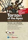 Tarzan, syn divočiny + CD mp3