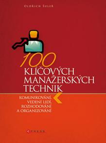 100 klíčových manažerských technik