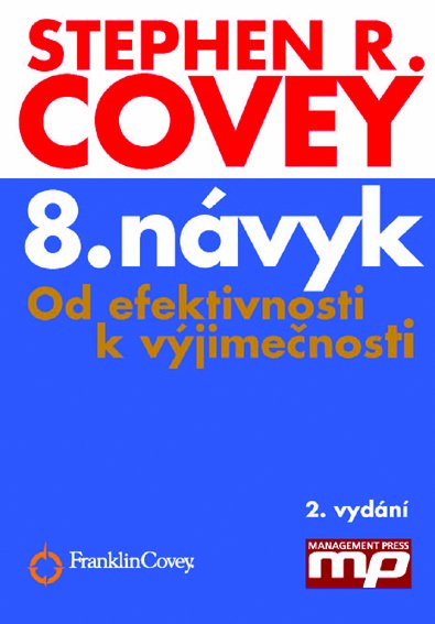 8. návyk - Stephen R. Covey - 17x24 cm