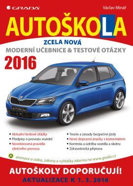 Autoškola 2016 - Minář Václav - 17x23 cm