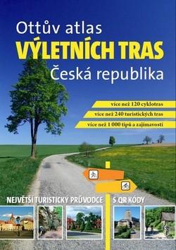 Ottův atlas výletní trasy Česká republika - 21x30 cm