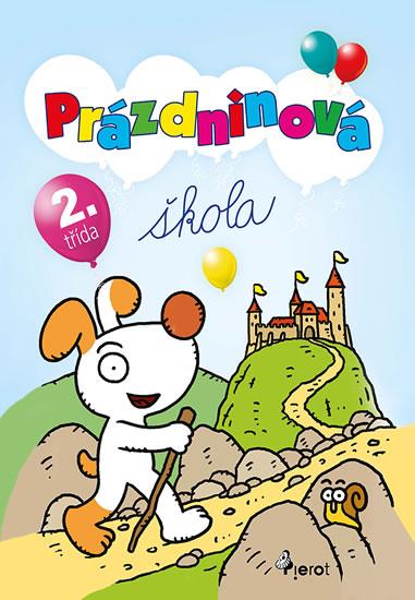 Prázdninová škola 2. třída - Petr Šulc - 16x23 cm