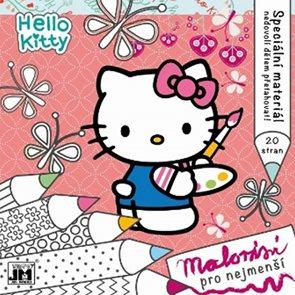 Hello Kitty - Malování pro nejmenší