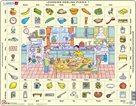 Puzzle MAXI - Hodina angličtiny 1./70 dílků