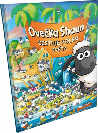 Ovečka Shaun cestuje kolem světa - neuveden - 21x28 cm