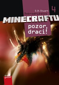 Dobrodružství Minecraftu 4 - Pozor, draci!