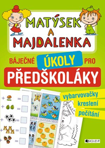 Matýsek a Majdalenka – báječné úkoly pro předškoláky