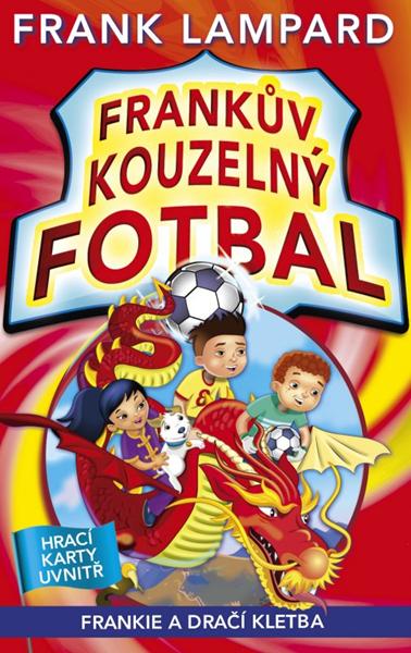Frankův kouzelný fotbal 7 - Frankie a dračí kletba - Frank Lampard - 13x20 cm