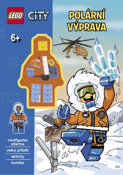 LEGO® CITY Polární výprava - 21x29 cm