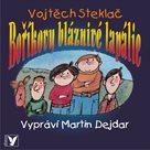 CD Boříkovy bláznivé lapálie