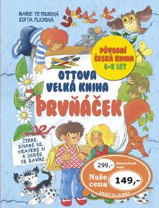 Ottova velká kniha Prvňáček
