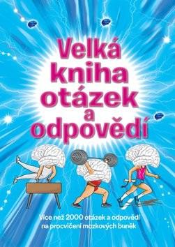 Velká kniha otázek a odpovědí - 21x29 cm
