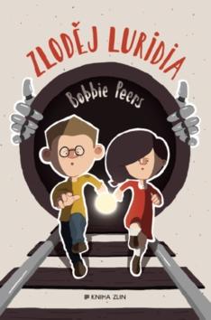 Zloděj luridia - Bobbie Peers - 18x24 cm