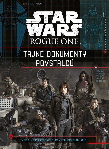 Star Wars Rogue One Tajné dokumenty povstalců - 18x23 cm, Sleva 10%