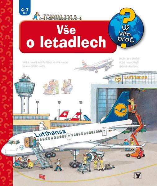 Vše o letadlech - Andrea Erne - 23x27 cm