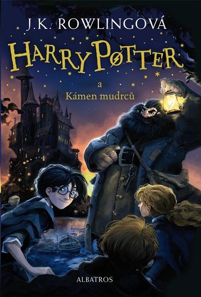Harry Potter a Kámen mudrců (1) - J. K. Rowlingová - 13x20 cm