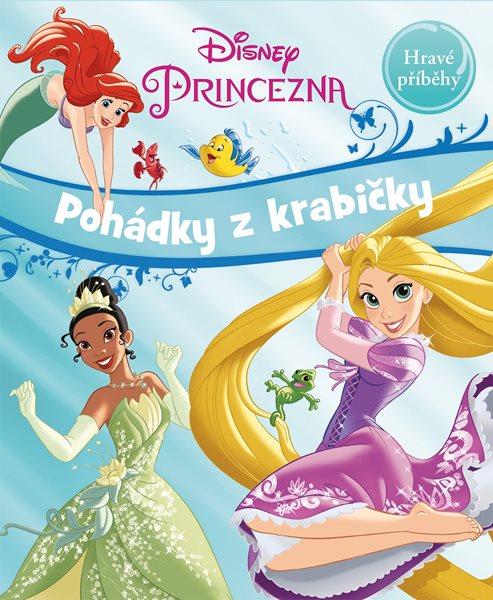 Princezna - Pohádky z krabičky - 17x22 cm, Sleva 14%