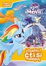 My Little Pony film - Vybarvuj, čti si, nalepuj
