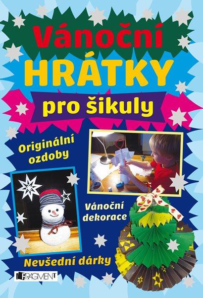 Vánoční hrátky pro šikuly - 15x21 cm