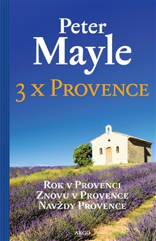 3x Provence - Peter Mayle - 13x20 cm
