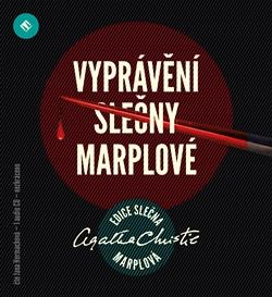 CD Vyprávění slečny Marplové - Christie Agatha - 12x13 cm