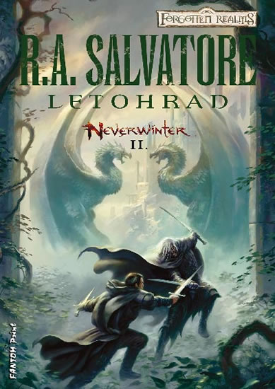 Neverwinter 2 - Letohrad - R. A. Salvatore - 15x21 cm