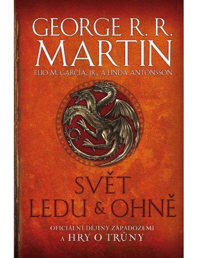 Svět ledu a ohně - George R. R. Martin