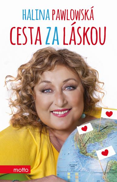 Cesta za láskou - Halina Pawlowská - 13x20 cm