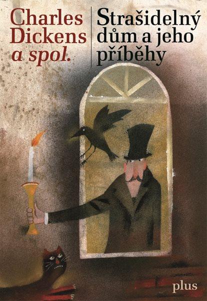 Strašidelný dům a jeho příběhy - Charles Dickens - 17x24 cm, Sleva 23%