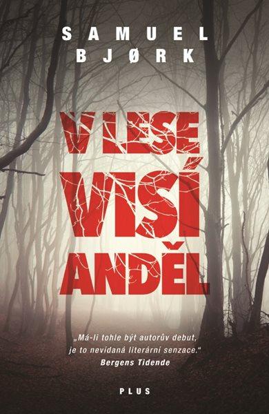 V lese visí anděl - Samuel Bjork - 13x20 cm