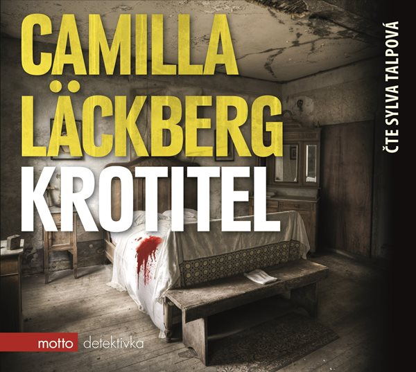 CD Krotitel - Camilla Läckberg