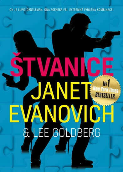 Štvanice - Goldberg Lee, Evanovich Janet, - 15x21 cm