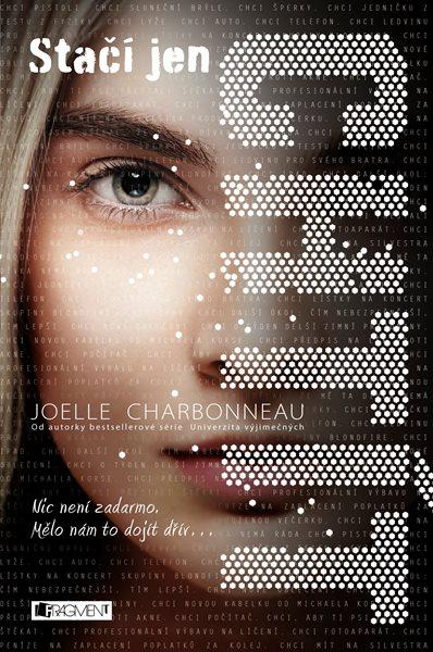 Stačí jen chtít - Joelle Charbonneau - 14x20 cm