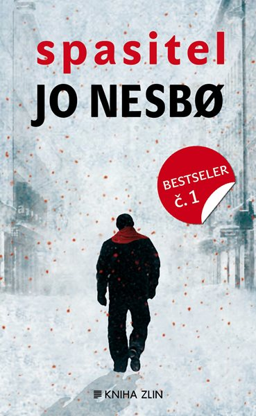 Spasitel (paperback) - Jo Nesbo - 12x20 cm