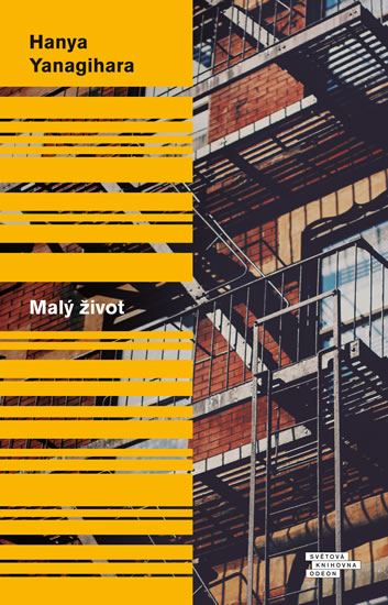 Odeon Malý život - Hanya Yanagihara - 15x24 cm, Sleva 20%